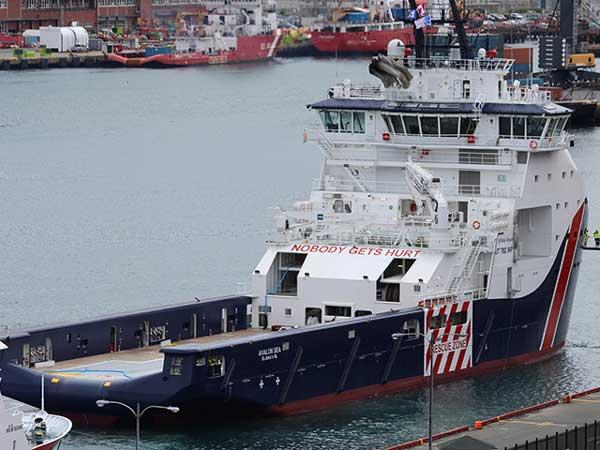 Secunda vessel